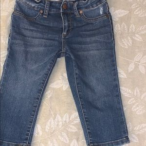Size 6x Capri jeans